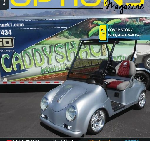In the News - Golf Car Options Magazine